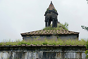 Armenia, Debed Valley, Haghbat Monastery The belfry a UNESCO's World Heritage site