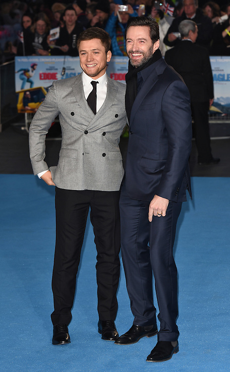Eddie The Eagle European Premiere  at The Odeon Leicester Square, London on Thursday 17 March 2016