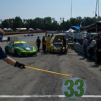 #33 Green Hornet Racing Porsche 911 GT3 Cup: Bob Faieta, Patrick Huisman
