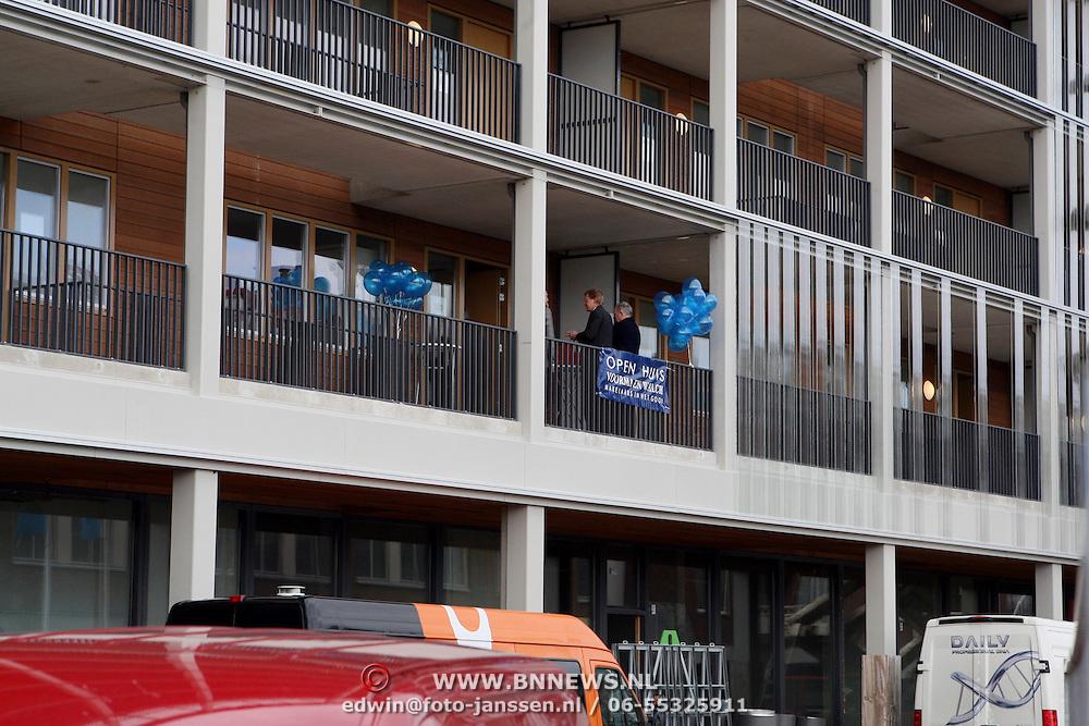 NLD/Huizen20080317 - Opening van de voorbeeldwoning Jonk Huizen