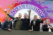 Royal London Cup Final 2016 Surrey vs Warwickshire at Lords