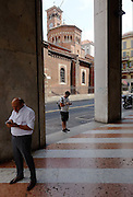 Milan, Look down generation, San Babila