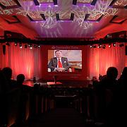 Cobertura de Conferências. Cliente: Santander Totta