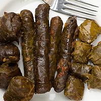 A selection of dolmus at Kiva,Galata, Istanbul, Turkey