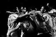 SAO PAULO, SP, BRASIL, 01/04/10, 20h38: Corinthians X Cerro Porteno pela Lbertadores da America no estadio do Pacaembu.   (foto: Caio Guatelli)