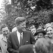 John F Kennedy in Ireland