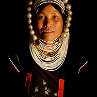 Akha tribe - people of the Golden Triangle