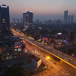 Vietnam | North | Hanoi | Cityscape