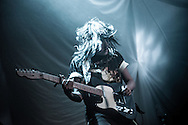 Courtney Barnett live at the Electric Ballroom in London on 9 April 2015