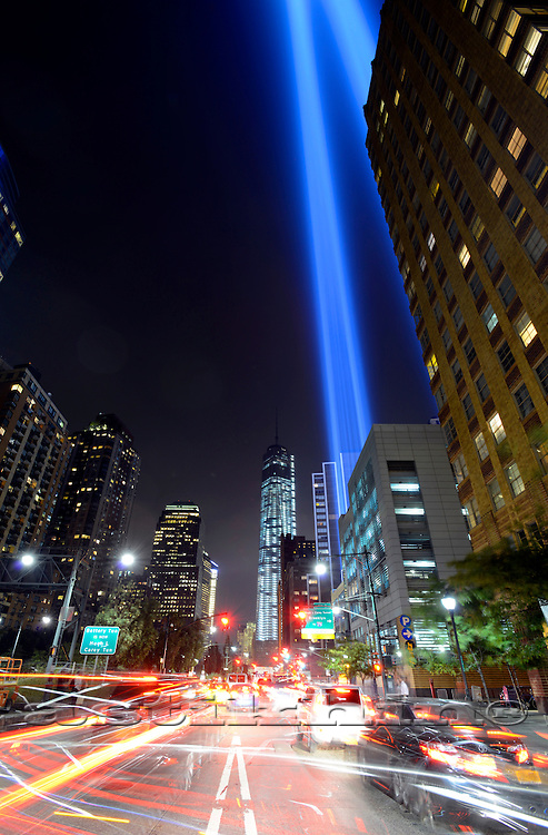 Memory of World Trade Center (2015).