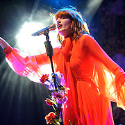 Florence + The Machine, 2011