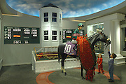 The Kentucky Derby Museum, Thursday, March 30, 2006 in Louisville, Ky. (AP Photo/Brian Bohannon)