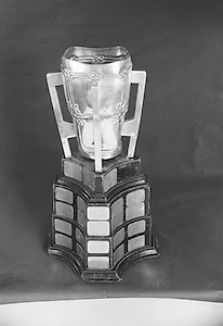 Photograph of McCarthy Cup in studio..23.08.1974  23rd August 1974