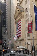 New York Stock Exchange, Financial District, Manhattan, New York, New York, USA