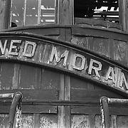 Steam Tugboat Ned Moran, 1987