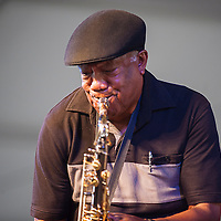 James Rivers, New Orleans Jazz & Heritage Foundations 2013