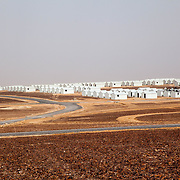 Azraq camp for Syrian refugees, Jordan, May 2015.