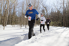 Trail Monster Whiteout snowshoe race