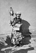 Agnes von Sievering/Madame Thebe, Grinzing, Austria, circa 1933
