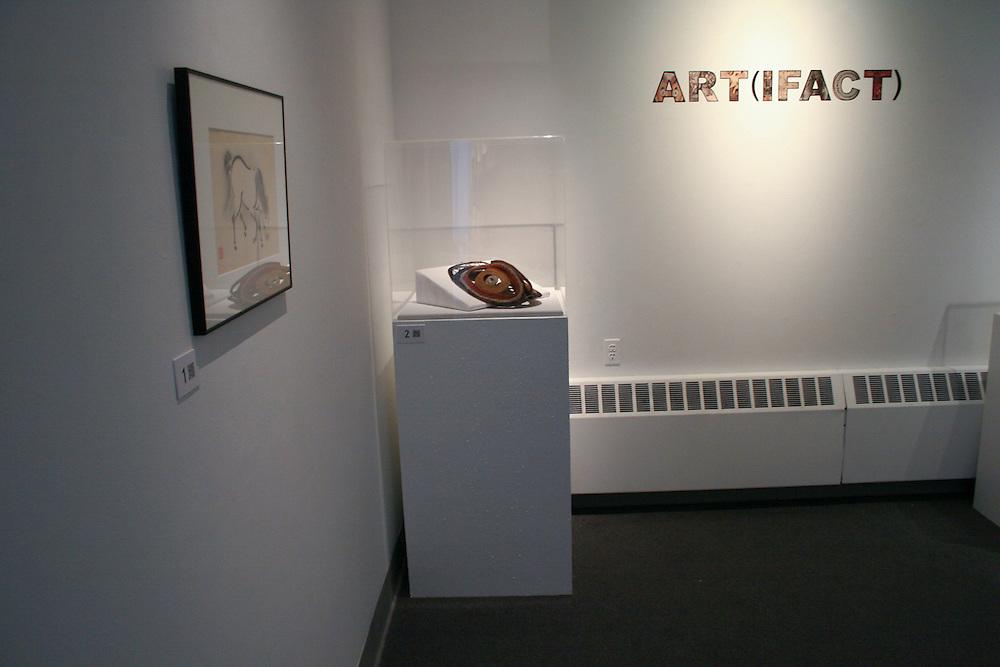 Downloadable Exhibition Catalog at the following link:<br /> <br /> http://www.memphis.edu/amum/artifact_script_16_objects.pdf