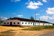 Building in Manuel Lazo, Pinar del Rio, Cuba.