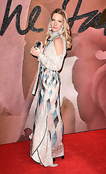 The Fashion Awards held at The Royal Albert Hall, South Kensington, London on Monday 5 December 2016