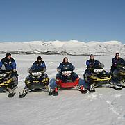 Motor - Snøskuter - Snowmobile