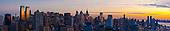 Rushmore rooftop panoramas