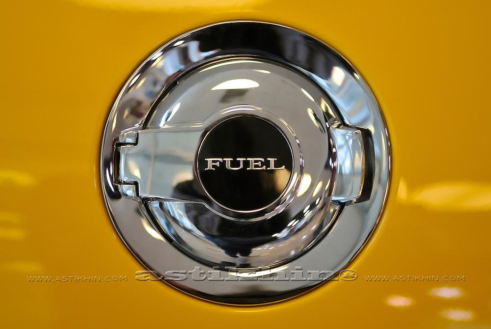 Cap of fuel tank