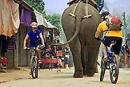 Negotiating Elephant Traffic in the Golden Triangle of Thailand