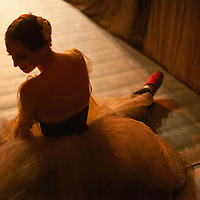 Backstage with the Bolshoi