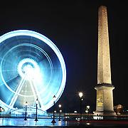 Place de la Concorde; Paris, France.
