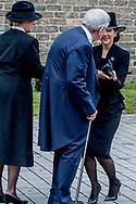 21 -3-2017 BAD BERLEBURG - King Willem-Alexander, Queen Beatrix and Princess Maxima , Princess Benedikte of Denmark<br /> Prince Gustav zu Sayn-Wittgentein-Berleburg and Carina Axelsson<br /> Princess Alexandra zu Sayn-Wittgentein-Berleburg and Carina Axelsson and Count Jefferson<br /> Princess Nathalie zu Sayn-Wittgentein-Berleburg and Alexander Johannsmann Queen Anne-Marie and Princess Theodora of Greece, King Constantine and Queen Anne-Marie and Princess Theodora of Greece<br /> Crown Prince Pavlos and Crown Princess Marie Chantal of Greece<br /> Prince and Nikolaos and Princess Tatiana of Greece ,  Princess Martha Louise of Norway Queen Margrethe and Prince Henrik of Denmark<br /> Crown Prince Frederik and Crown Princess Mary of Denmark<br /> Prince Joachim and Princess Marie of Denmark Queen Silvia of Sweden<br /> Princess Madeleine of Sweden are Tuesday at the Evangelical City Church of Bad Berleburg attended the memorial service for Prince Richard of Sayn-Wittgenstein-Berleburg. The husband of the Danish Princess Benedikte and brother of Queen Margrethe died last Monday at the age of 82. COPYRIGHT ROBIN UTRECHT<br /> 21 -3-2017 BAD BERLEBURG &ndash; Koning Willem-Alexander, koningin Maxima en prinses Beatrix zijn dinsdagmiddag in de Evangelische Stadskerk van Bad Berleburg aanwezig bij de rouwdienst voor prins Richard zu Sayn-Wittgenstein-Berleburg. De echtgenoot van de Deense prinses Benedikte en zwager van koningin Margrethe overleed vorige week maandag op 82-jarige leeftijd. COPYRIGHT ROBIN UTRECHT