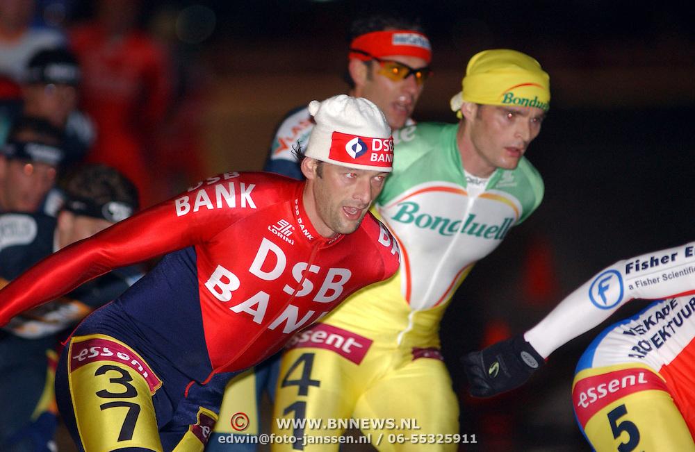 NLD/Breda/20051022 - Marathon schaatswedstrijd Essent Cup 2, Rene Ruitenberg (37)