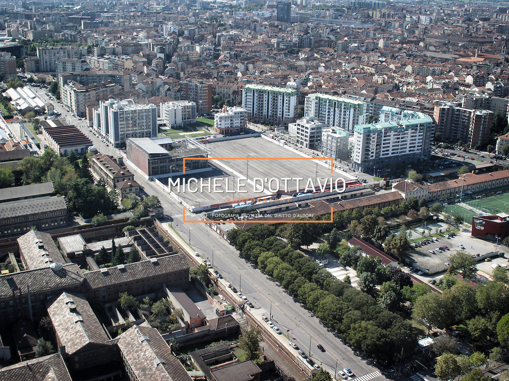 Torino, area ex Westinghouse, ex Lancia, Framtek, Spina 2