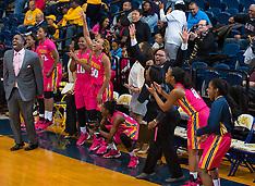 2015-16 A&T Women's Basketball vs Bethune-Cookman University