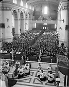 1952 - Franciscan Annual Youth Mass at Merchants Quay