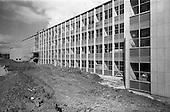 1964 - Exterior of new university buildings at Belfield