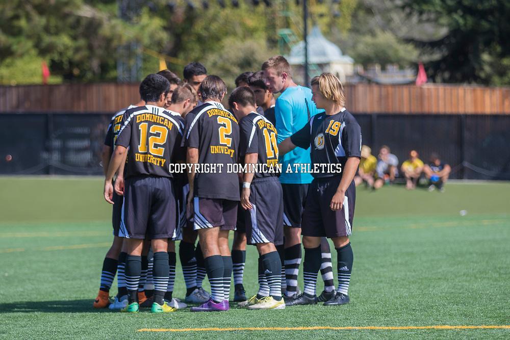 2015 Dominican Men's Soccer | Dominican University of ...