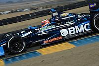 Rubens Barrichello, Indy Grand Prix of Sonoma, Infineon Raceway, Sonoma, CA 08/26/12