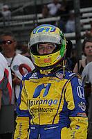 Ana Beatriz, Indianapolis 500, Indianapolis Motor Speedway, Indianapolis, IN USA 5/29/2011