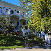 &quot;Cloghaun Bed and Breakfast&quot; <br /> <br /> One of the many beautiful and charming places to stay on Mackinac Island, Michigan!