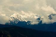 Absaroka Range, Absaroka Beartooth Wilderness Area, south of Livingston Montana