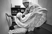 Ruqyah (Islamic exorcism) Central Jakarta, Indonesia - Photograph by David Dare Parker