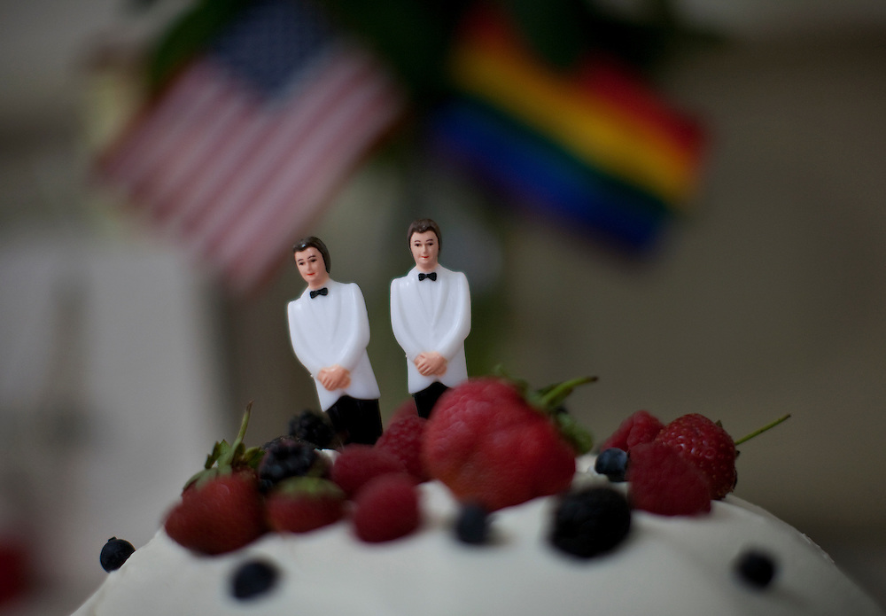 The California Supreme Court decided in June 2008 that it is constitutionally legal for same-sex couples to marry.