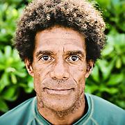 Buttons Kaluhiokalani, pro surfer. North Shore, Oahu   Liquid Salt Magazine