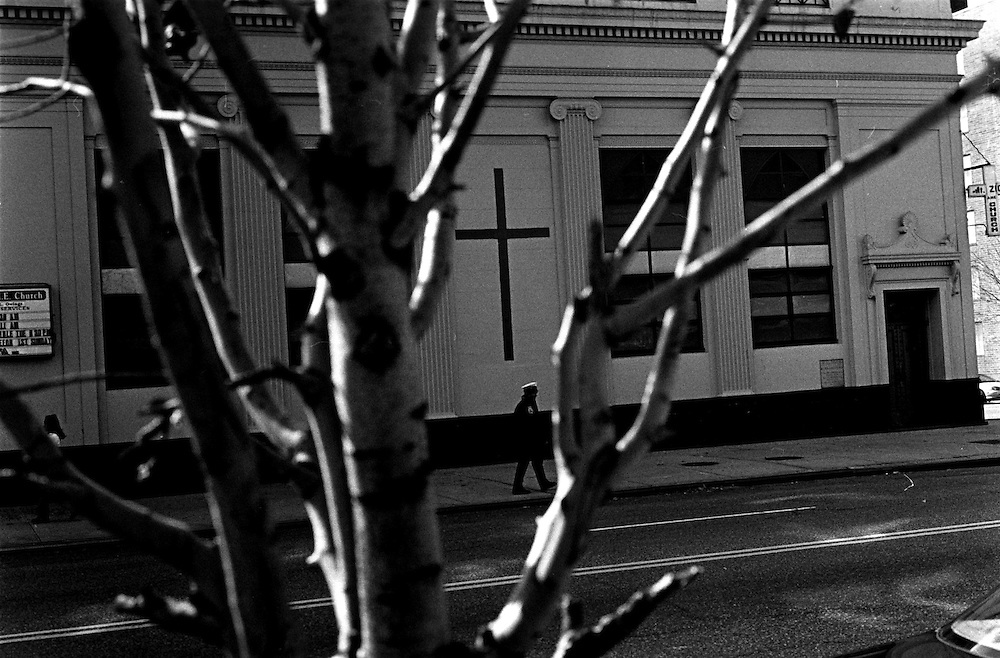 &quot;I See a Darkness&quot; Project...New York, New York. October 2006.<br />