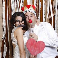 Valerie&Sean Wedding Photo Booth