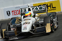 Mike Conway, Streets of Long Beach, Long Beach, CA USA 4/13/2014