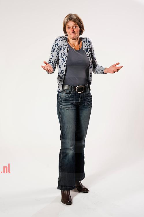 Nederland, fotoshoot tbv arcon publicatie over vrijwilligers foto's Cees Elzenga hetoog.nl d.d. 23-07-2011